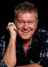 Jimmy Barnes casual smiling