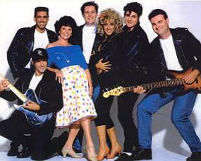 Grease Lightning Prideaux Entertainment Solutions