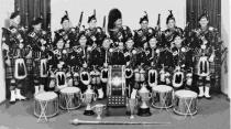 Northern suburbs pipe band2